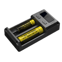 Chargeur Accus Intellicharger New i2 de Nitecore